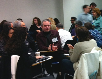Faculty Playing WYGP at CUNY IT Conference-Crop