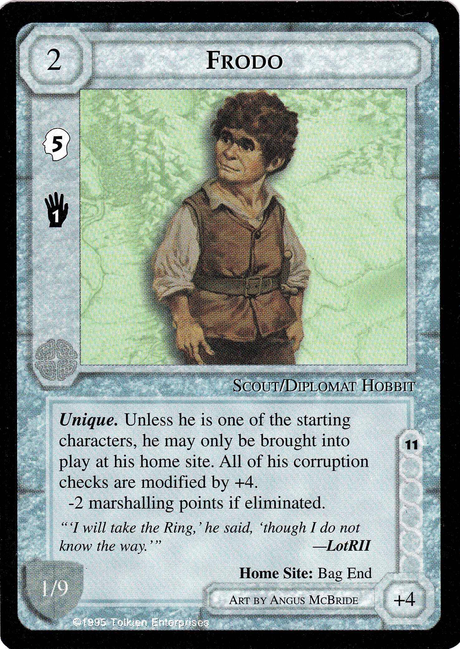 Frodo-MECCG-Small